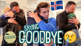 Saying Goodbye Is The Hardest Part | Iceland Travel Vlog Day 8