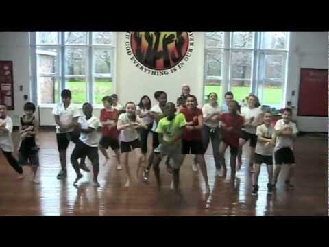 BMKP - ST FRANCIS Primary School - GANGNAM STYLE