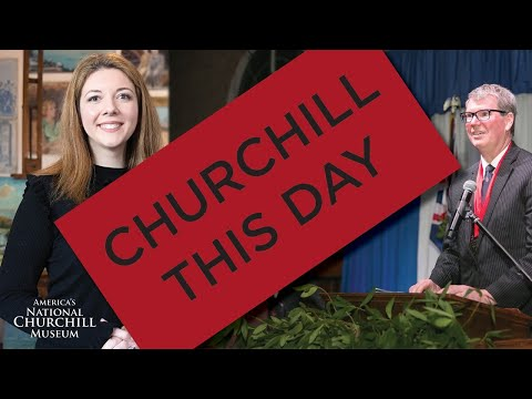 Churchill This Day #3: Katherine Carter & Tim Riley On Chartwell & ANCM Collections Highlights