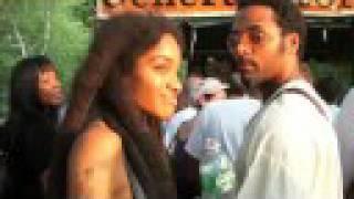 Afrika Bambaataa & Afro-Cuban Santeria in Central Park NYC