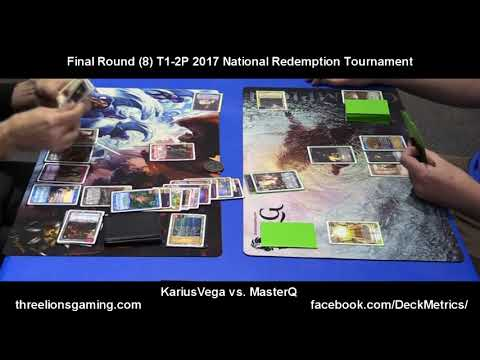Redemption CCG 2017 3 Time National Champion - Slick Wrist - You Were Right Mix