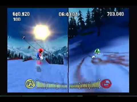 Ssx On Tour Mario
