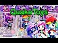 My Little Pony Equestria Girls Mall Collection Twilight Rainbow Dash Roseluck SciTwi MLP QuakeToys
