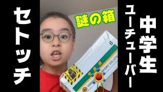 自称中学生ユーチューバー「セトッチ」の家に、謎の箱が届いたようです。 thumbnail