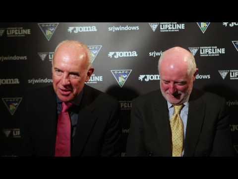The DAHT speak to Graham Shaw and Jim Brown