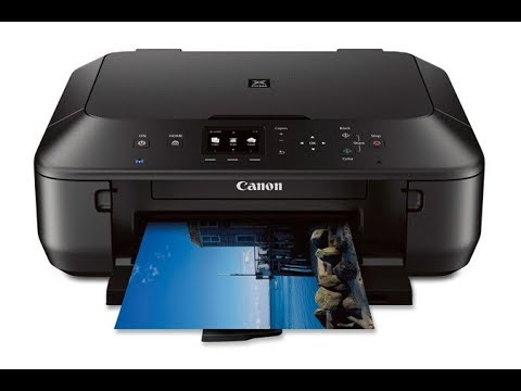 Canon PIXMA Mg-5620 How To Clean Printhead
