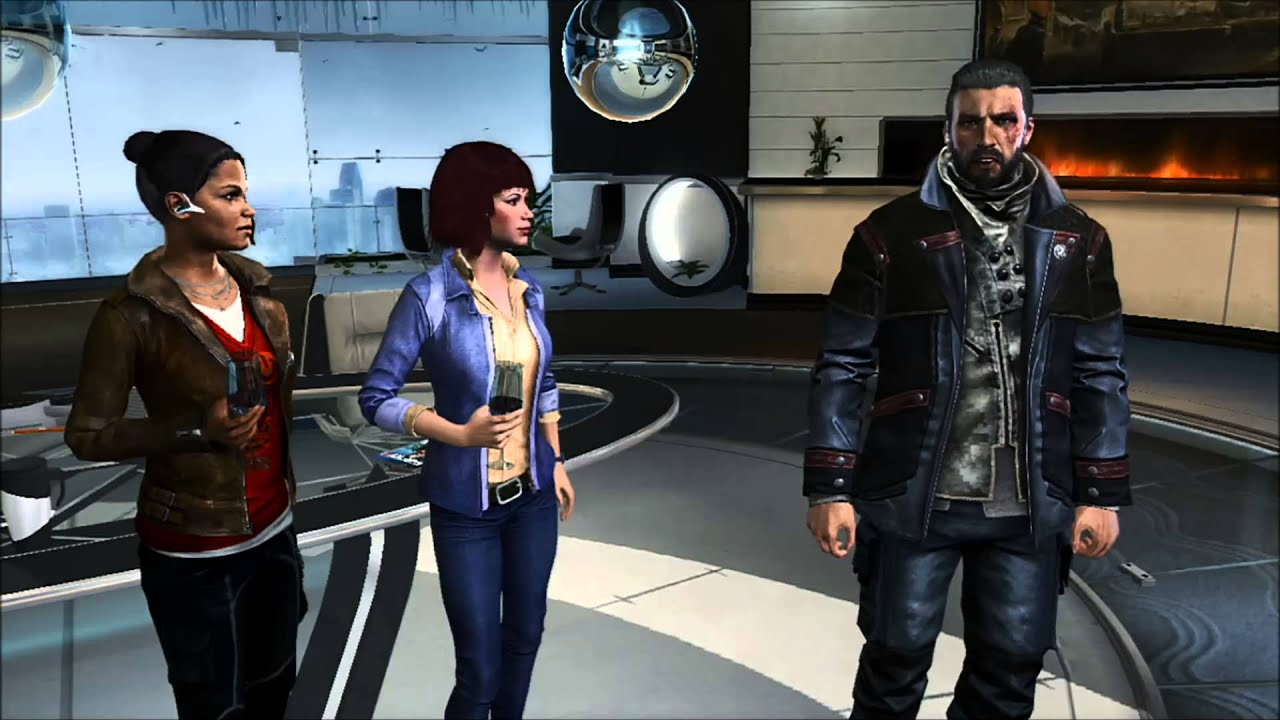 Assassin's Creed Rogue Abstergo Animus Walkthrough Final - YouTube