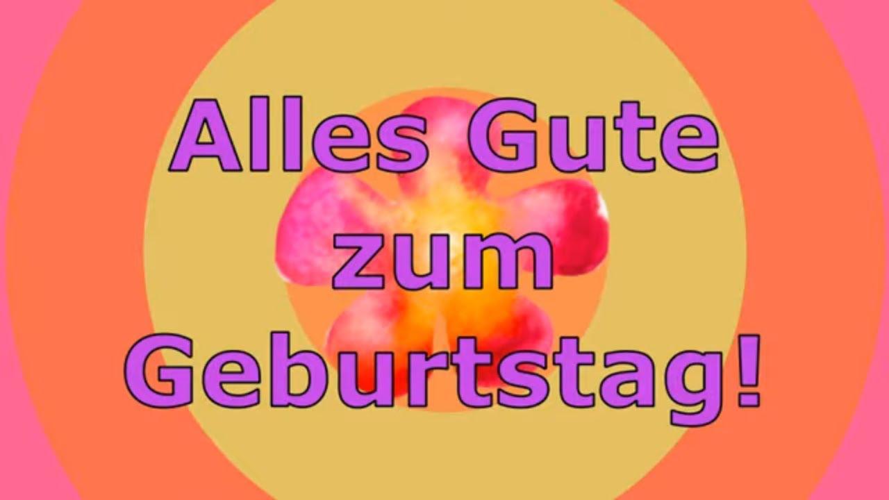 Bayrisch geburtstagsglückwünsche auf Glückwünsche Geburtstag