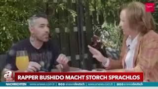 Rapper Bushido macht Storch sprachlos |A NEWS DEUTSCH