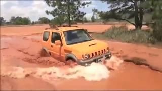 Suzuki Jimny Test Drive Offroad