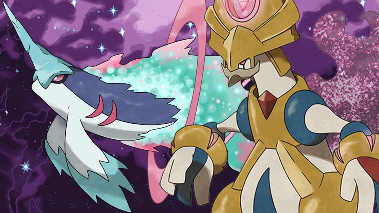 Mega mewtwo z et 15 nouveaux pokemon legendaires - Pokemon x et y legendaire ...