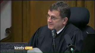 Funny Courtroom Dilemma - Judge - Colon or Colin? Martin Pietz Trial Video