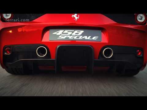 Ferrari 458 Speciale – promo