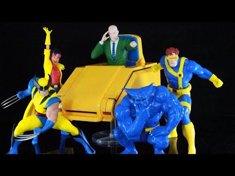 Kotobukiya X-Men '92 ArtFX+ Professor X Statue review