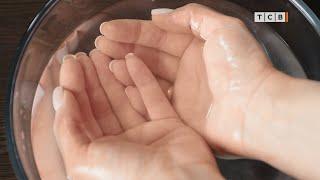 Спасаем кожу рук от сухости