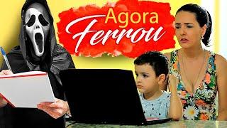 AGORA FERROU TUDO - PARAFUSO SOLTO