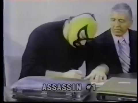 Dusty Rhodes + The Assassin Contract Signing w/ Dusty Rhodes Promo (August 1981)
