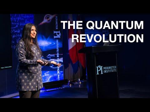 The Quantum Revolution: Shohini Ghose Public Lecture