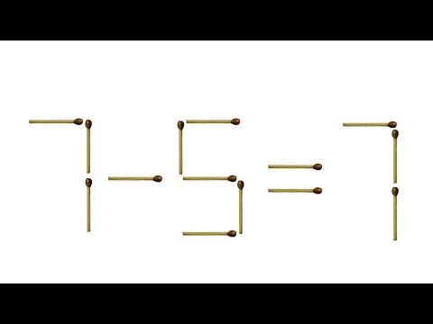 Задача со спичками-3
