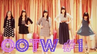 Outfits of the Week #1: 08/12/13 - 08/16/13 ♥ Thumbnail
