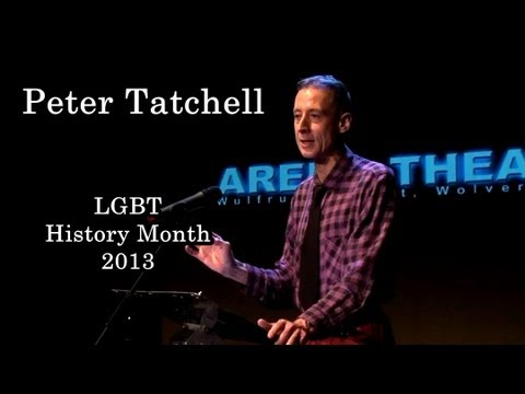 """The Unfinished Battle For LGBT Equality"" - Peter Tatchell"