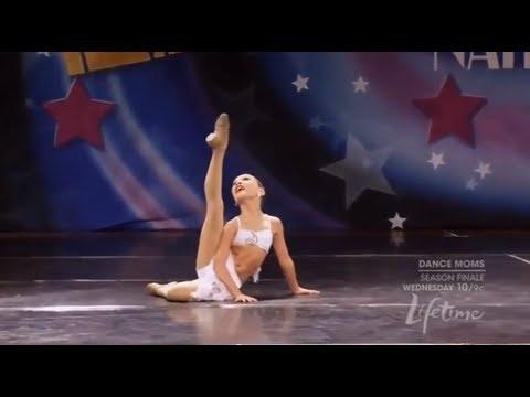 Dance Moms Maddie Ziegler solo Manhattan
