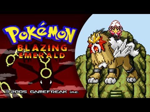 Pokemon Blazing Emerald V1.5 - How To Get Entei