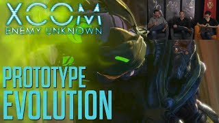 XCOM: Enemy Unknown - Prototype Evolution