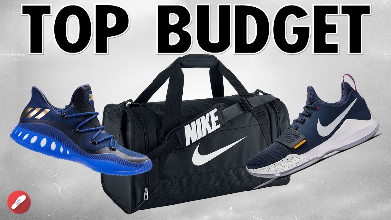 Top Budget Model Basketball Shoes of 2017!