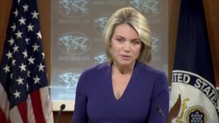 Department Press Briefing - June 20, 2017