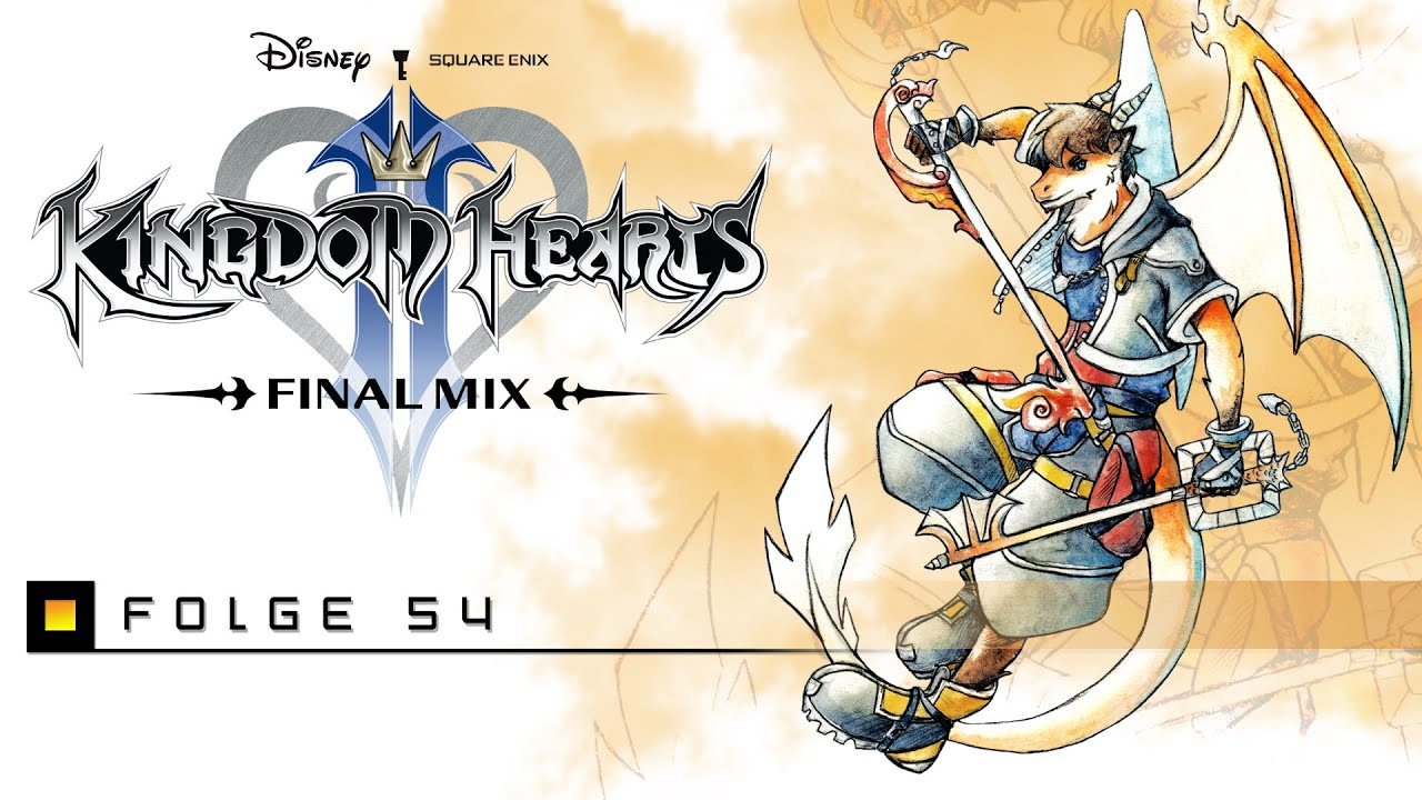 Download Selbstfindungstrip ♦ #54 ♦ Let's Play Kingdom Hearts 2 (Final Mix)