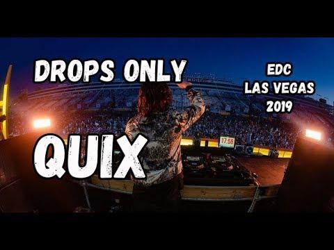 DROPS ONLY L QUIX @ EDC Las Vegas 2019