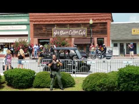Burt Parade Lap Jonesboro GA 2017