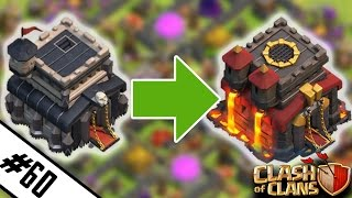 FINALLY UPGRADING TH9 TO TH10! | ROAD TO MAX TH9 EP.60 | CLASH OF CLANS