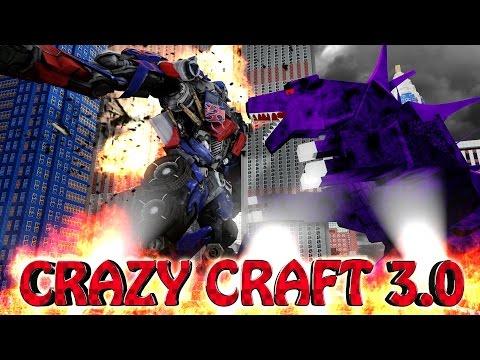 Minecraft | Crazy Craft 3.0 - Ep 1!