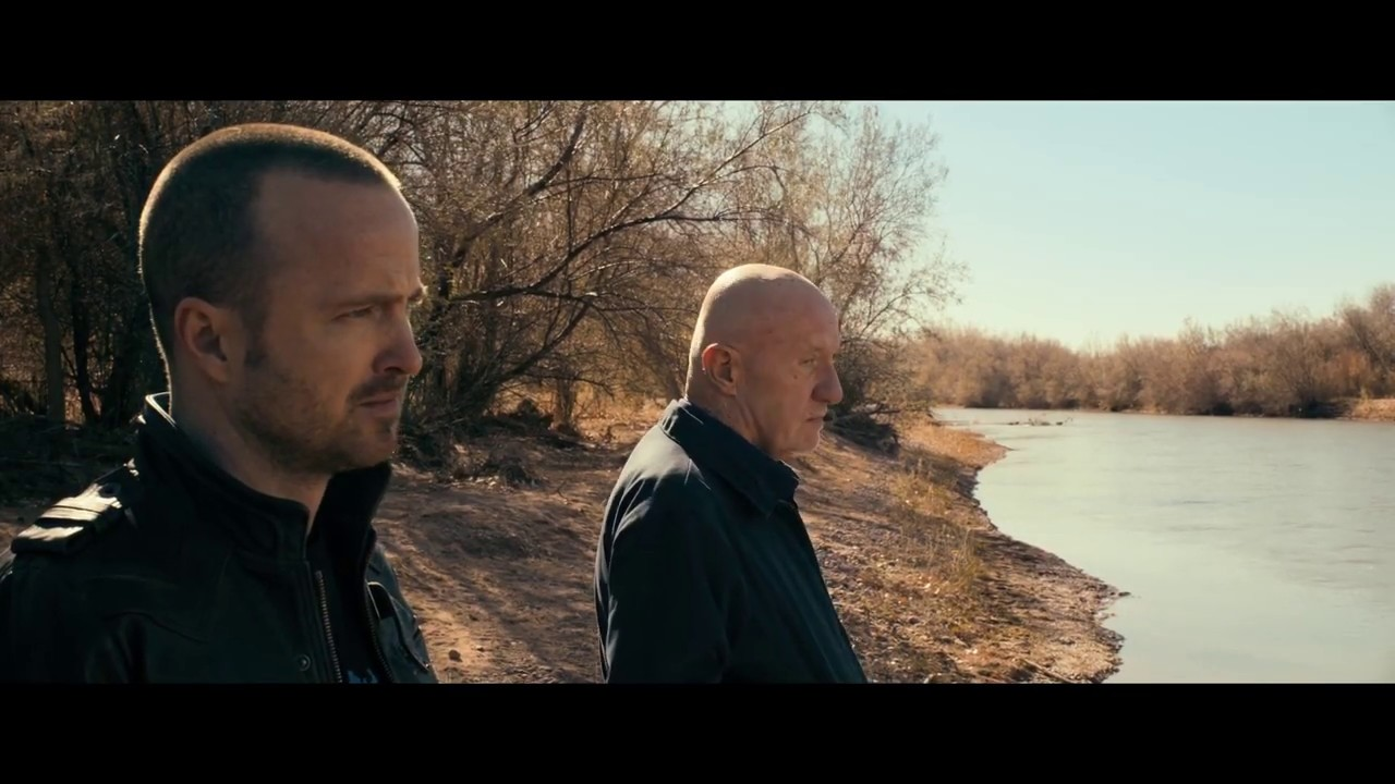 El Camino: A Breaking Bad Movie 'Opening Scene' - Jesse & Mike Flashback FULL HD 1080p 60 FPS