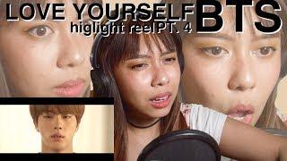 BTS (방탄소년단) LOVE YOURSELF Highlight Reel '起承轉結' pt. 4 REACTION