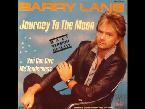 Barry Lane - Journey To The Moon (1986)