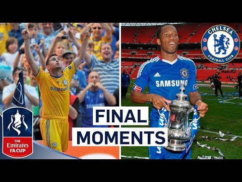 """A Wembley Spectacular From Frank Lampard!"" 