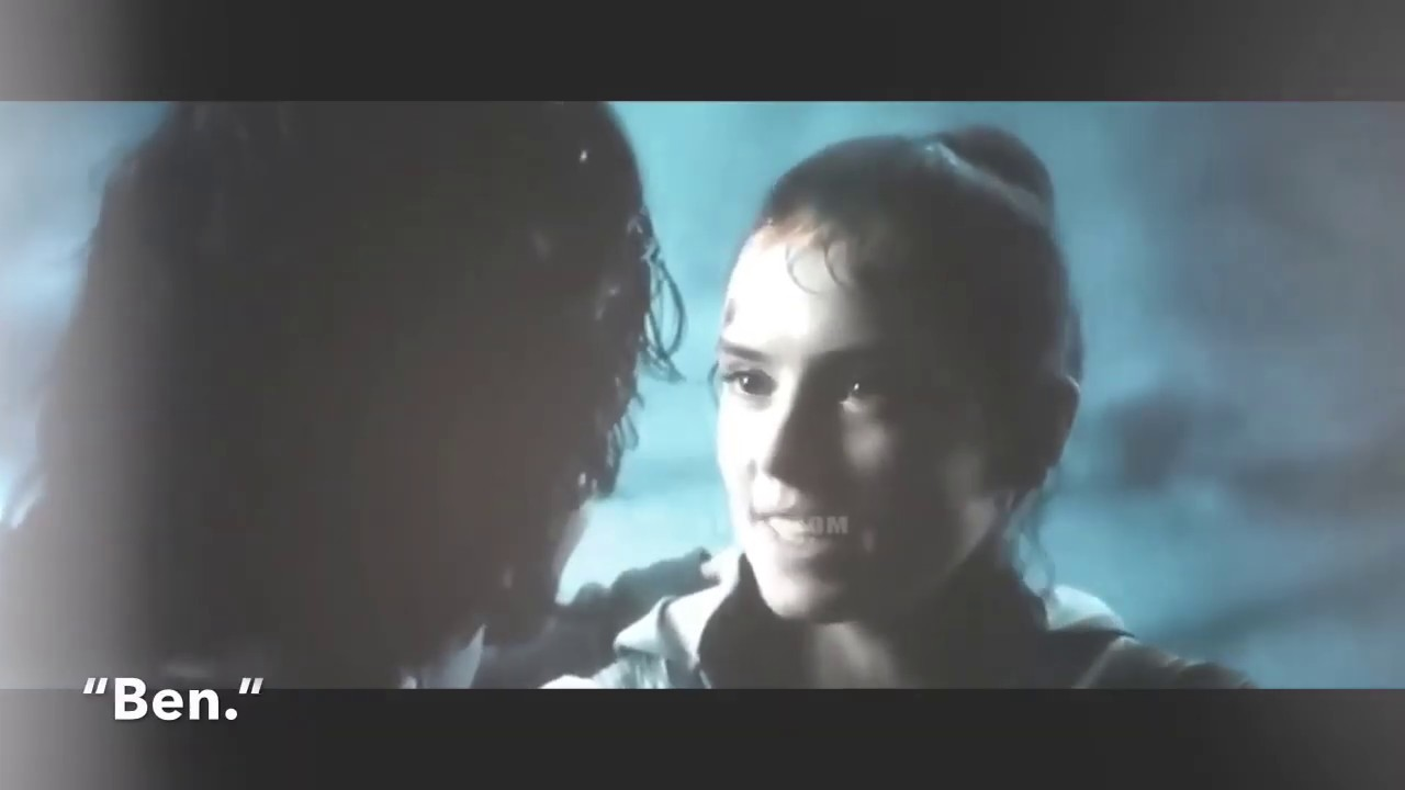 Rey Ben Isn T It Lovely Tros The Rise Of Skywalker Huge Spoilers Kylo Ren Tribute Reylo Youtube