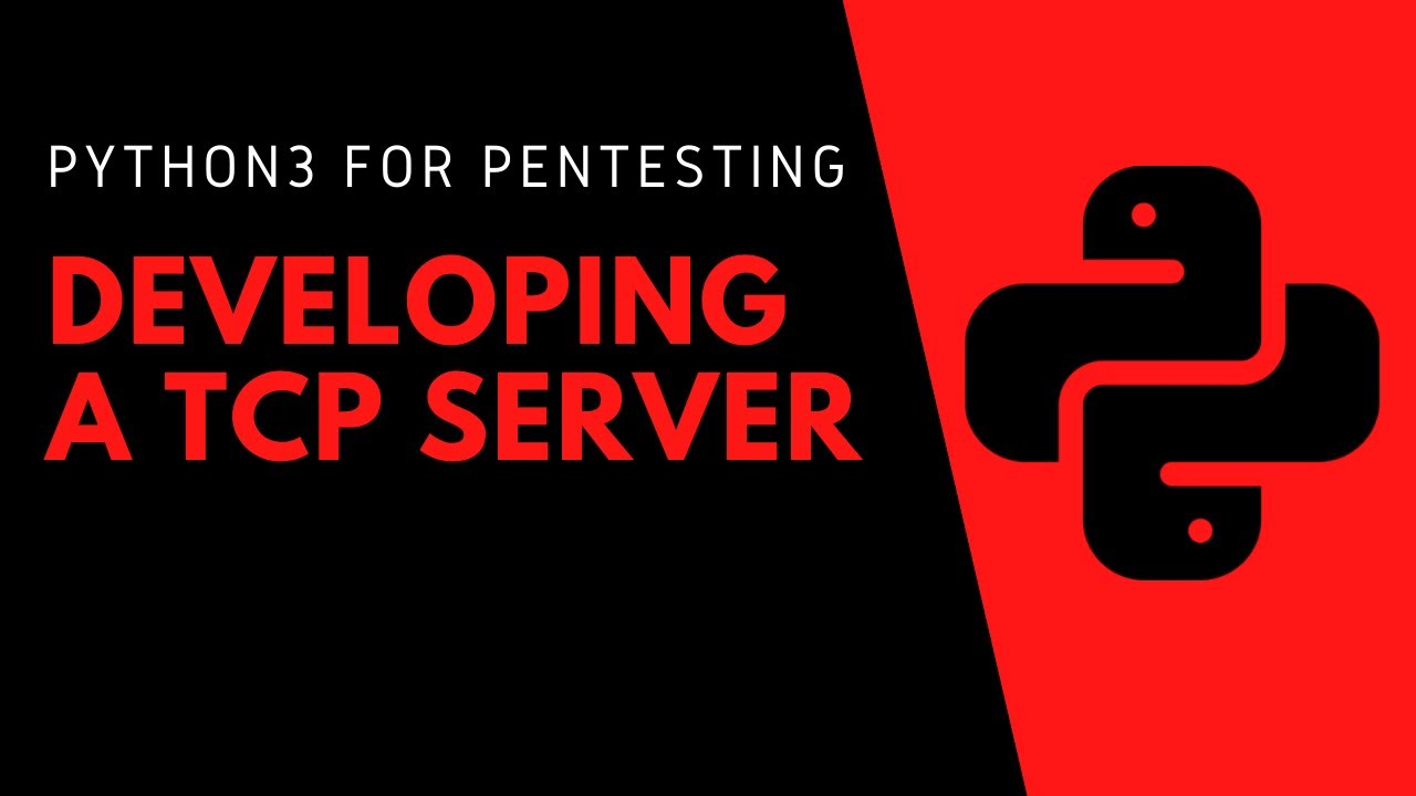 Python For Ethical Hacking (Advanced) - #2 - Creating TCP Server &  Understanding Sockets