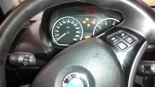 Reset pneu vazio BMW 120