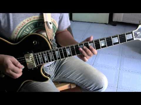 Hotel California Guitar Solo Lesson by khakai
