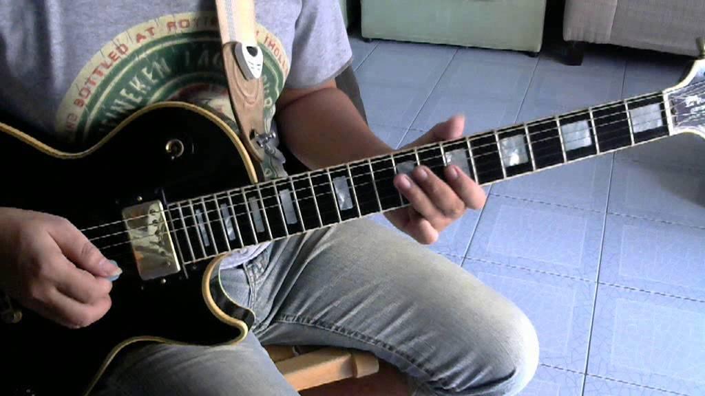 hotel california guitar solo lesson by khakai youtube. Black Bedroom Furniture Sets. Home Design Ideas