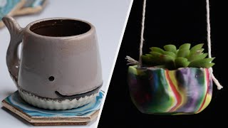 5 Easy DIY Clay Projects