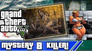 GTA 5 - Biggest Easteregg Fully Solved!   Infinite 8 Killer Mystery