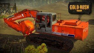 HEAVY MACHINERY | Gold Rush: The Game #3