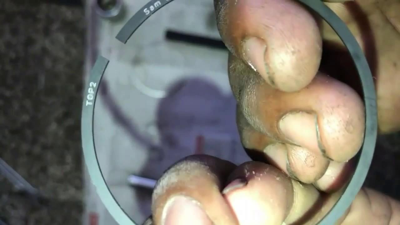 small resolution of part 4 bajaj discover 150 piston ring installation