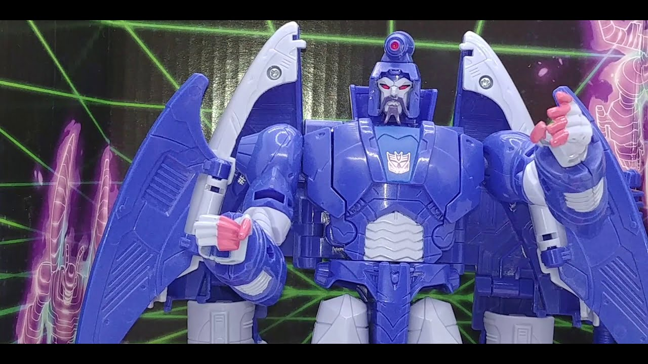 Chuck's Reviews Transformers Studio Series 86 Scourge