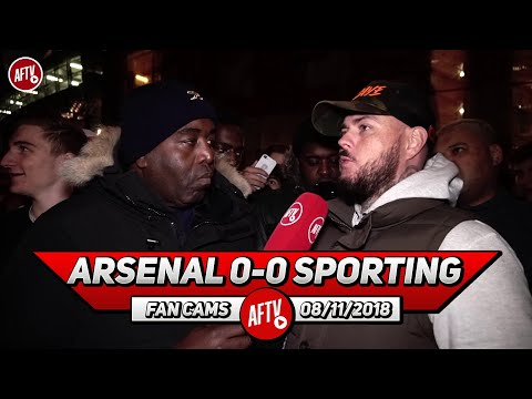 Arsenal 0-0 Sporting Lisbon |  Its Horrible To See What Happened To Welbeck! (DT)